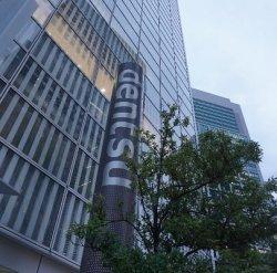 「陽性」の男性社員が勤務していた汐留電通本社ビル