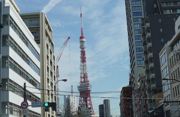 東京での生活、どう?