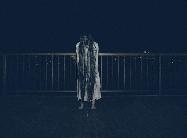 幽霊イメージ画像