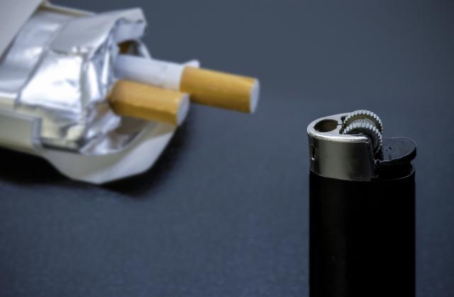 昔のタバコ事情